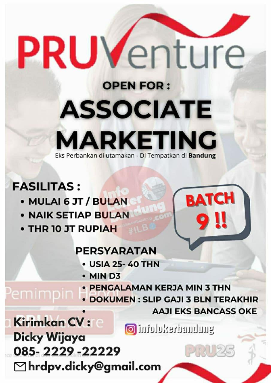 Lowongan Kerja Legacy.Inc by Prudential Bandung September 2021