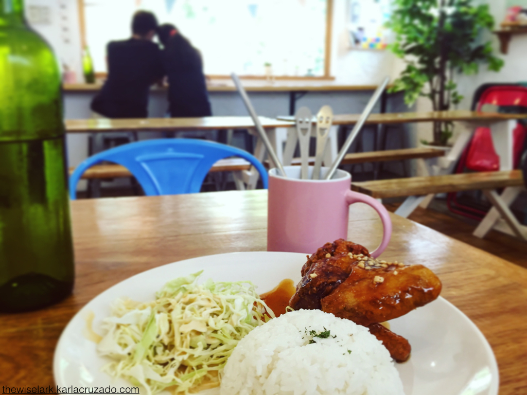 Eating Food Artsy Restaurant