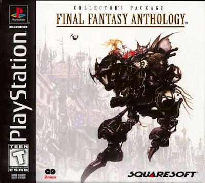 descargar final fantasy anthology 5 psx mega
