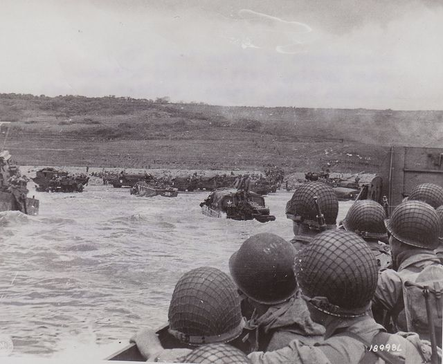 Landing Craft during World War II worldwartwofilminspector.com