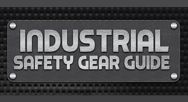 Industrial Safety Guide   #Infographic