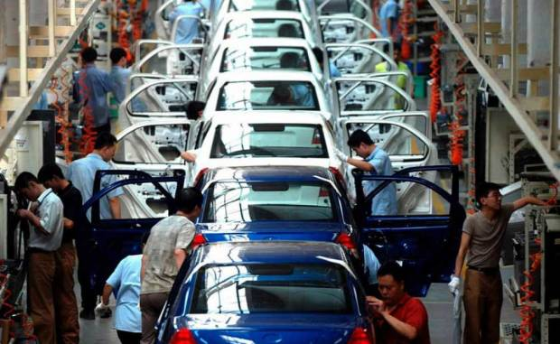China Bersiap Kalahkan Jepang Rebut Pasar Otomotif Indonesia