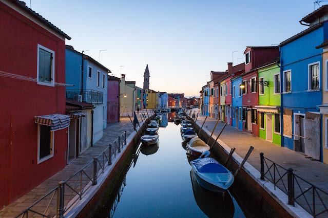 Burano Is a Neverland, Yet it Exists - Celebrating 30 Years of Martina Vidal Venezia