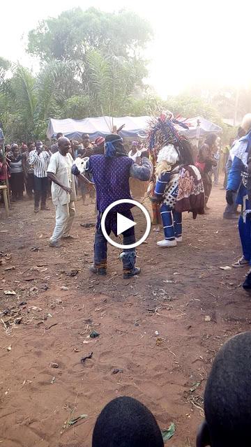 Nssuka cultural festival (Ekoyi Iheaka ) 2017-2018 orie akatapka oshamoke