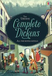 Complete Dickens:  All The Novels Retold