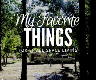 Necessities and Gifts for Small Space Living or Camping! Great Ideas here!