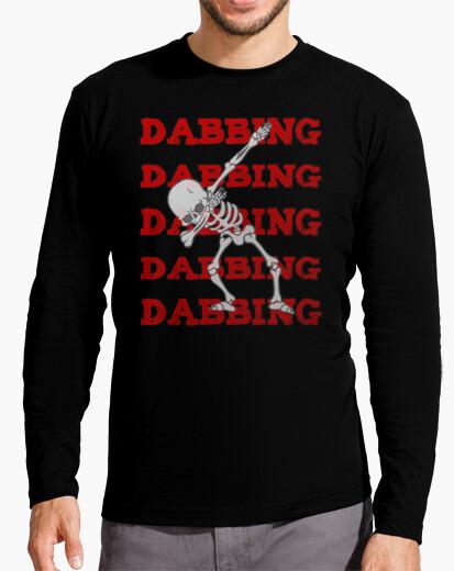 Camisetas Hombre - Diseño Dabbing