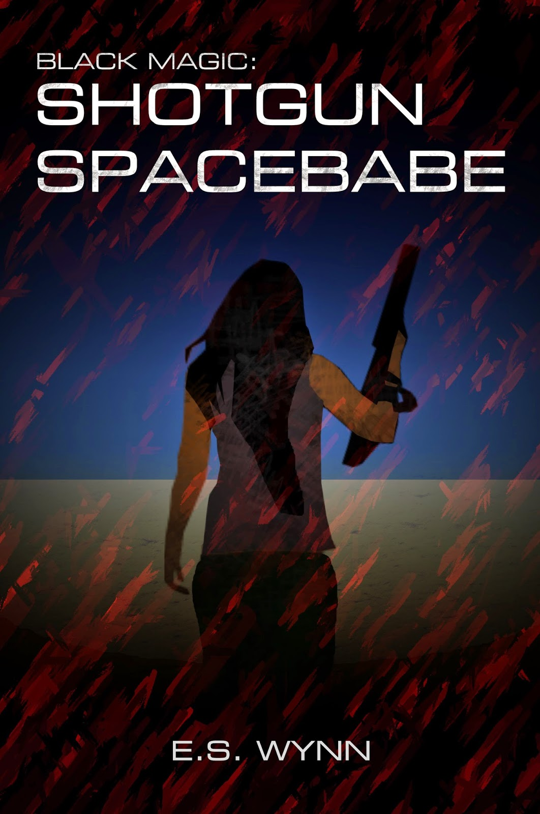 Black Magic: Shotgun Spacebabe