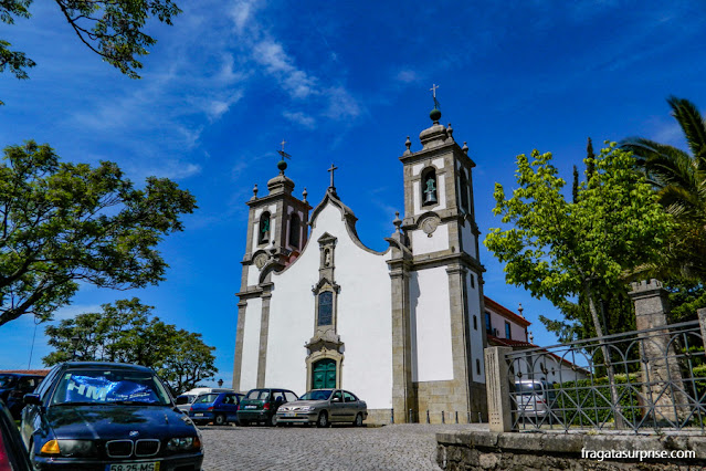 Igreja Matriz de Nossa Senhora da Assunção, Seia, Portugal