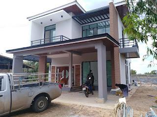 แบบ บ้าน สอง ชั้น พร้อม ราคา