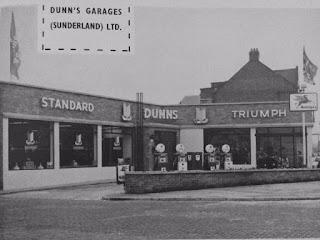 Dunn's Garage (Sunderland) Ltd, 190/198 Roker Avenue