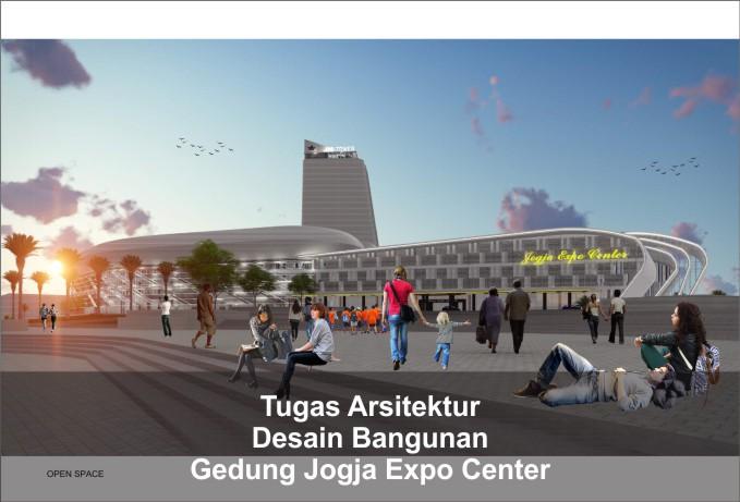 Desain Jogja Expo Center