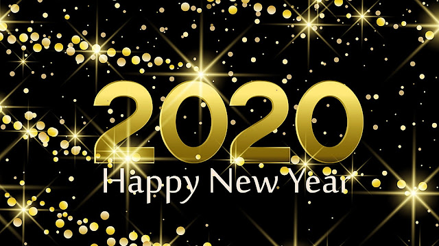 Happy New Year 2020 Wallpaper Photo For Whatsapp
