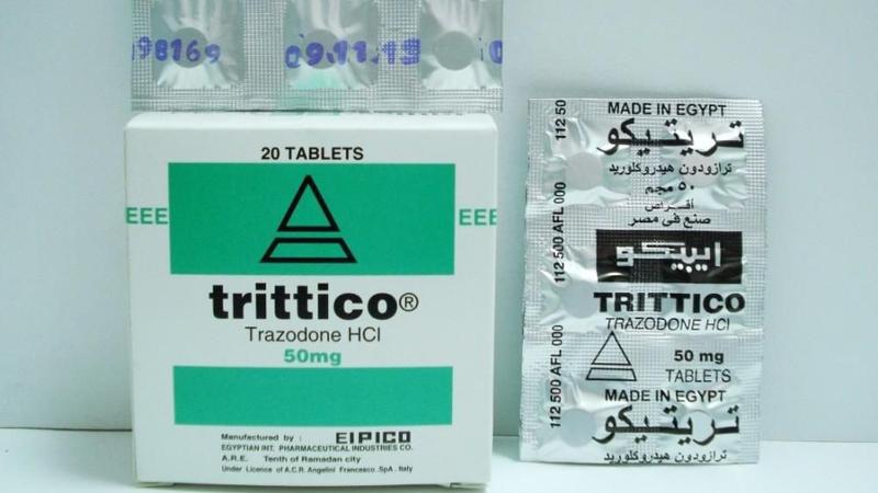 سعر دواء تريتيكو Trittico لعلاج الأكتئاب