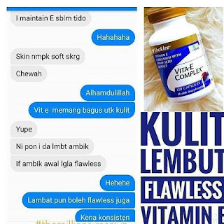 Vitamin E Shaklee Kebaikan Harga Tahan Berapa Lama Testimoni