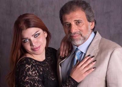 ياسمين الخطيب تكشف عن أسرار زواجها من خالد يوسف لأول مرة!