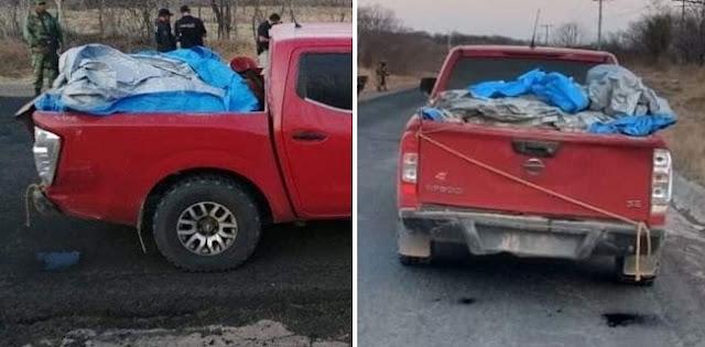 Gegerkan Warga, 12 Mayat Laki-laki Ditemukan Dalam Sebuah Truk Pickup