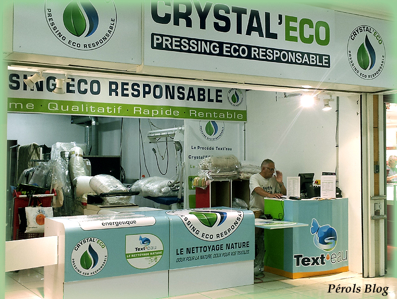 Crystal'Eco de Auchan Pérols