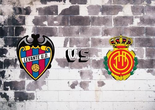Levante vs Mallorca  Resumen
