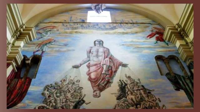 Những tiết lộ về nghệ thuật đồng tính lộng lẫy trong Thánh đường ở Terni