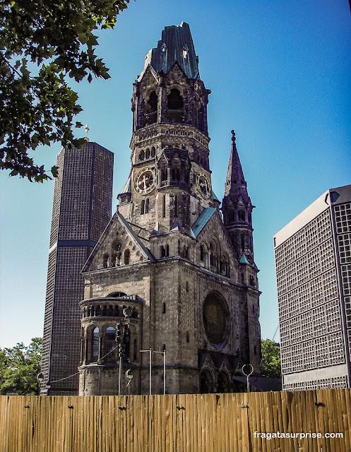 Torre da Igreja do Kaiser Guilherme, Berlim
