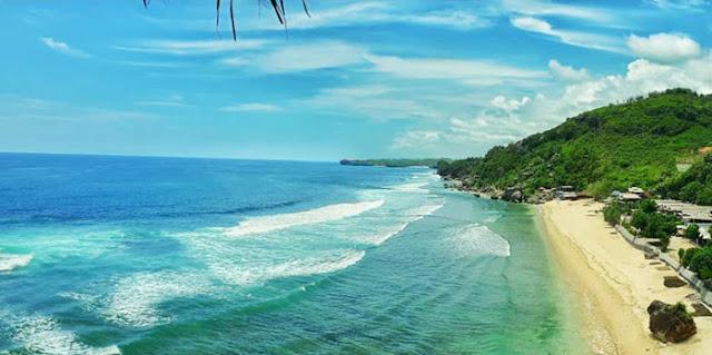 Tempat Wisata Pantai di Jogja