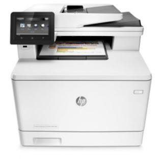 HP LaserJet M577f Printer Drivers & Software Download