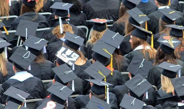 Bradley University Spring 2019 Commencement, Metamora Herald