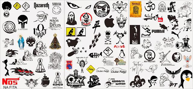 Fazend Art Adesivos Personalizados Adesivos para Carros e Caminhões