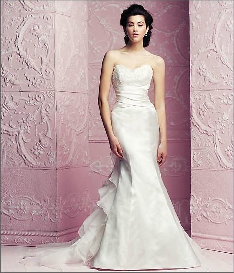 Brautkleid Formen: Designer Brautkleider Blog: Paloma Blanca Brautkleider Mode