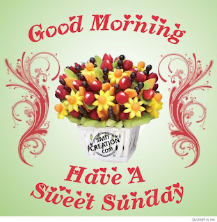 good morning sunday gif