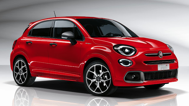 Fiat 500X Sport wallpaper