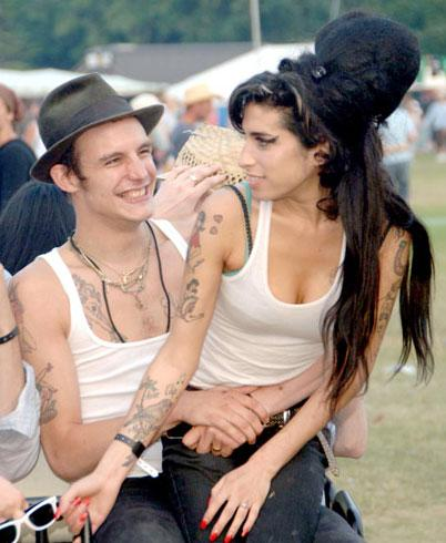 Orangeoprah Blake Amy Winehouse Ex On Life Support
