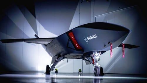 Loyal Wingman ... a game-changer fighter jet