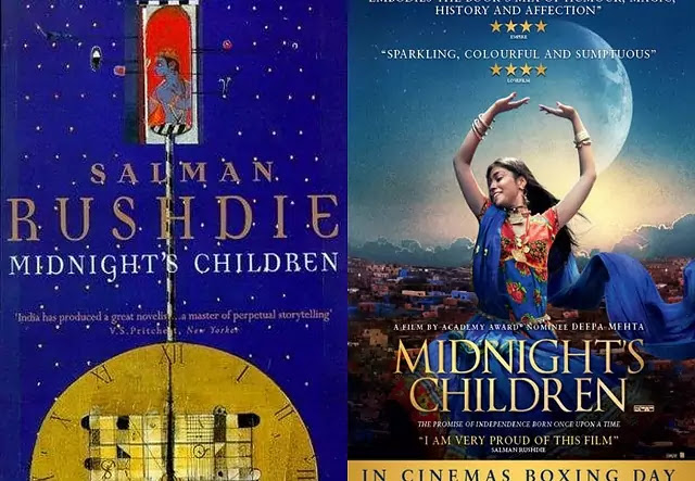 Salman Rushdie Midnight's Children Free E-Book Download