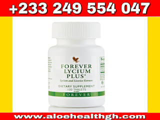 forever lycium plus contain lycium fruits extract rich in amino acids which are the building blocks of proteins and vitamins