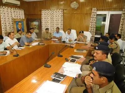 Law And Order For Kavar Yatra Uttar Pradesh