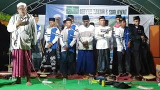 Sambut Idul Fitri, PRNU Palengaan Daja 1 Gelar Gebyar Takbir dan Sholawat
