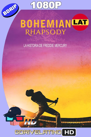 Bohemian Rhapsody (2018) BDRip 1080p Latino-Ingles MKV