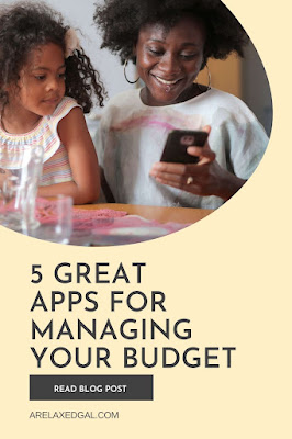 Apps For Starting Managing Your Budget | A Relaxed Gal