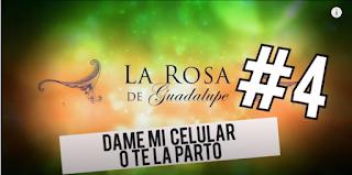 Ver Doblando Rosa de Guadalupe CiproShow capitulo 4