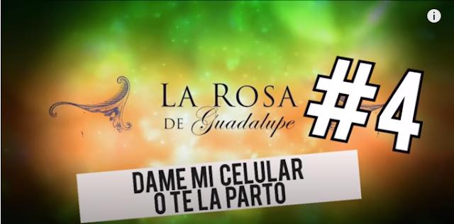⇒ Ver Doblando Rosa de Guadalupe CiproShow capitulo 4