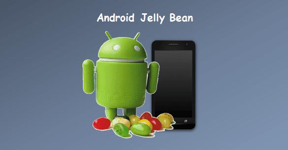 tingkatan versi android jelly bean dari pertama