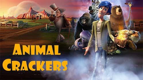 Galletas de animalitos (2017) Web-DL 720p Latino-Castellano-Ingles