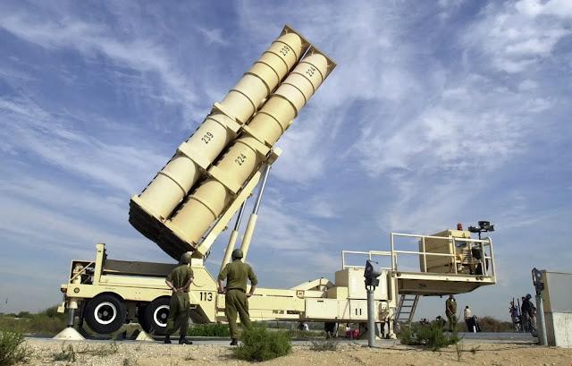 hệ thống đánh chặn Tên lửa đạn đạo Arrow-2