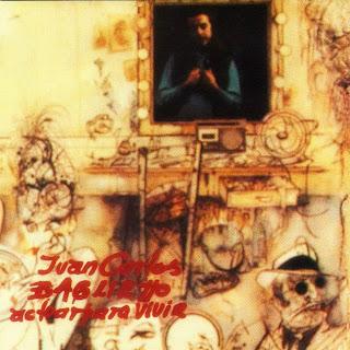 """Juan Carlos Baglietto - """"Actuar para Vivir"""" (1983)"""