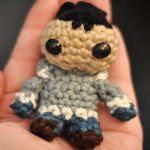 patron gratis muñeco sokka amigurumi