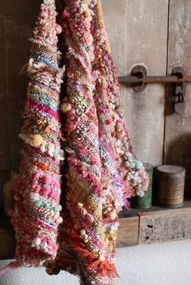 Sakiori – Japanese Weaving Technique
