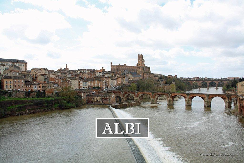 Qué ver en Albi, ciudad episcopal, cuna de Toulouse-Lautrec