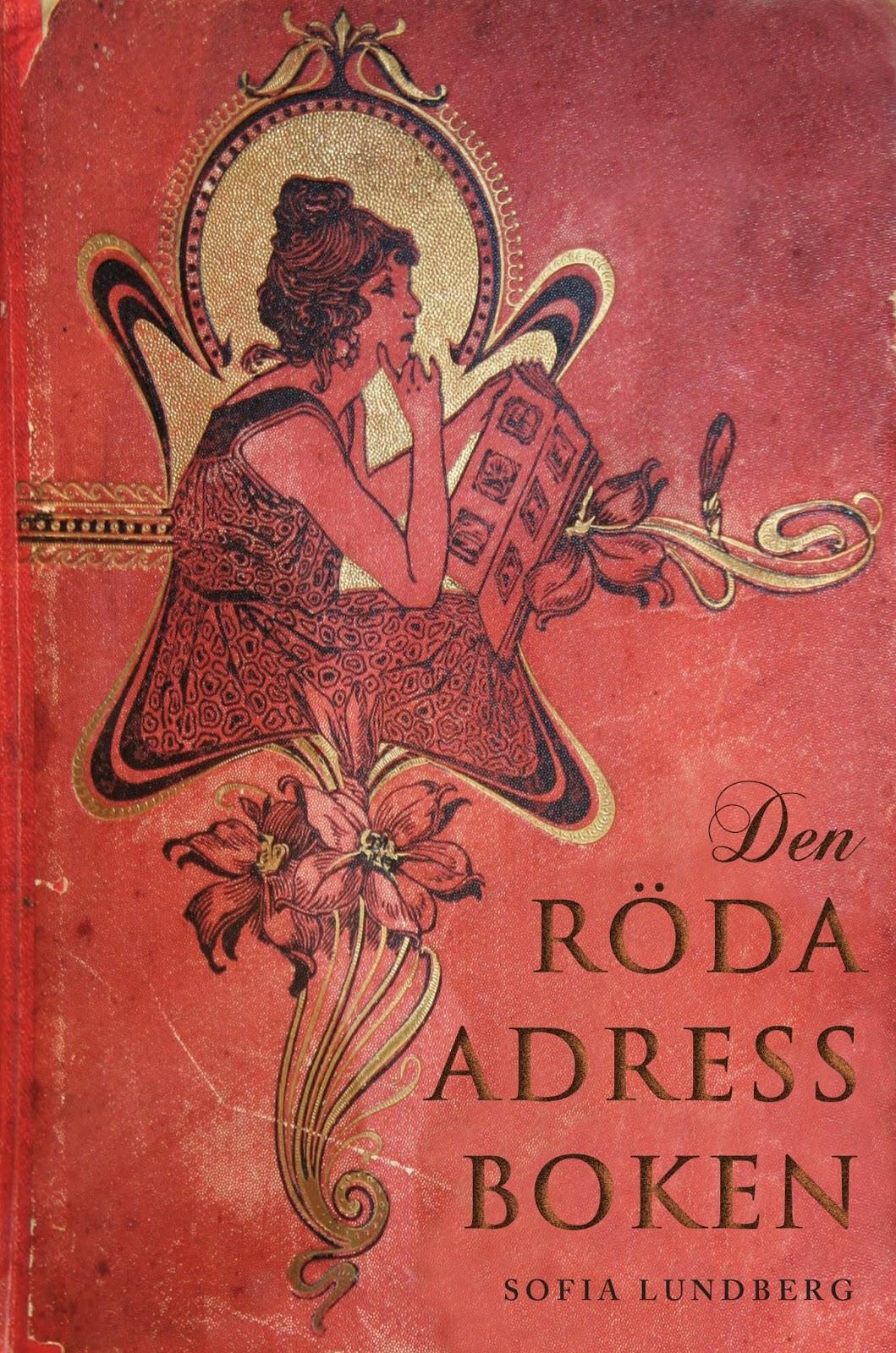 Den röda adressboken Sofia Lundberg